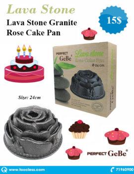 granite cake